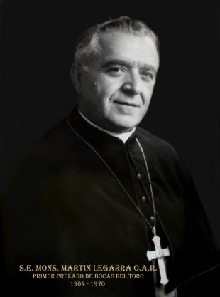 Monseñor Martín Legarra